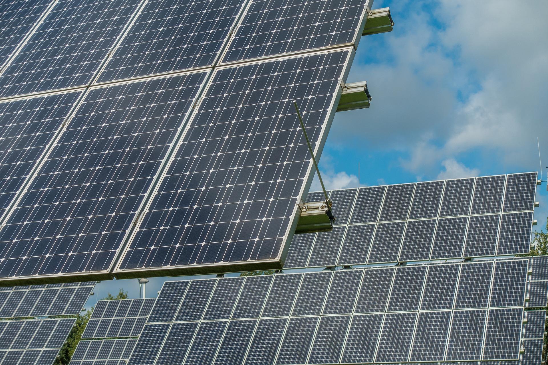 Nettoyage en hauteur - Panneaux Photovoltaïques