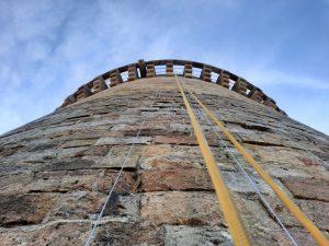 Intervention Château de Foix / Monument historique